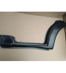 порог+арка передняя правая без стойки